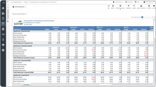 007 Exceptional Line Item Budget Form Sample  Template Spreadsheet Format320
