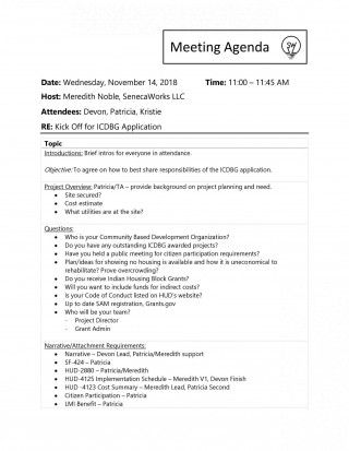 007 Exceptional Project Kickoff Meeting Template Excel Design 320