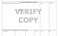 007 Fantastic Bill Of Lading Template Microsoft Word Picture