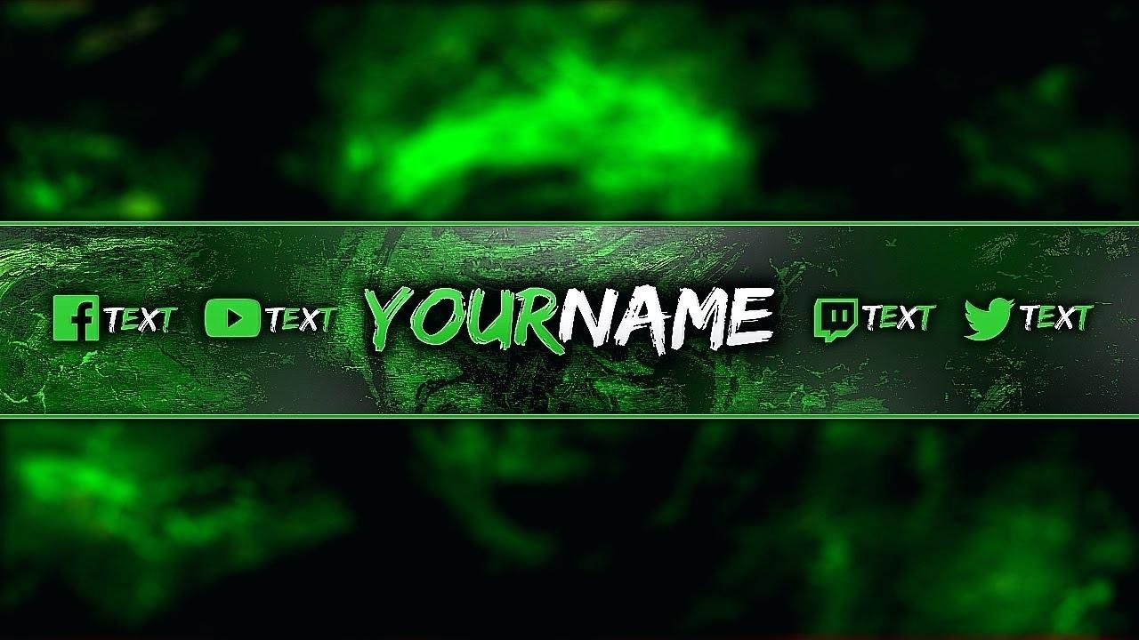 007 Fantastic Free Channel Art Template Concept Full