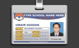 007 Fantastic Id Badge Template Free Online High Resolution