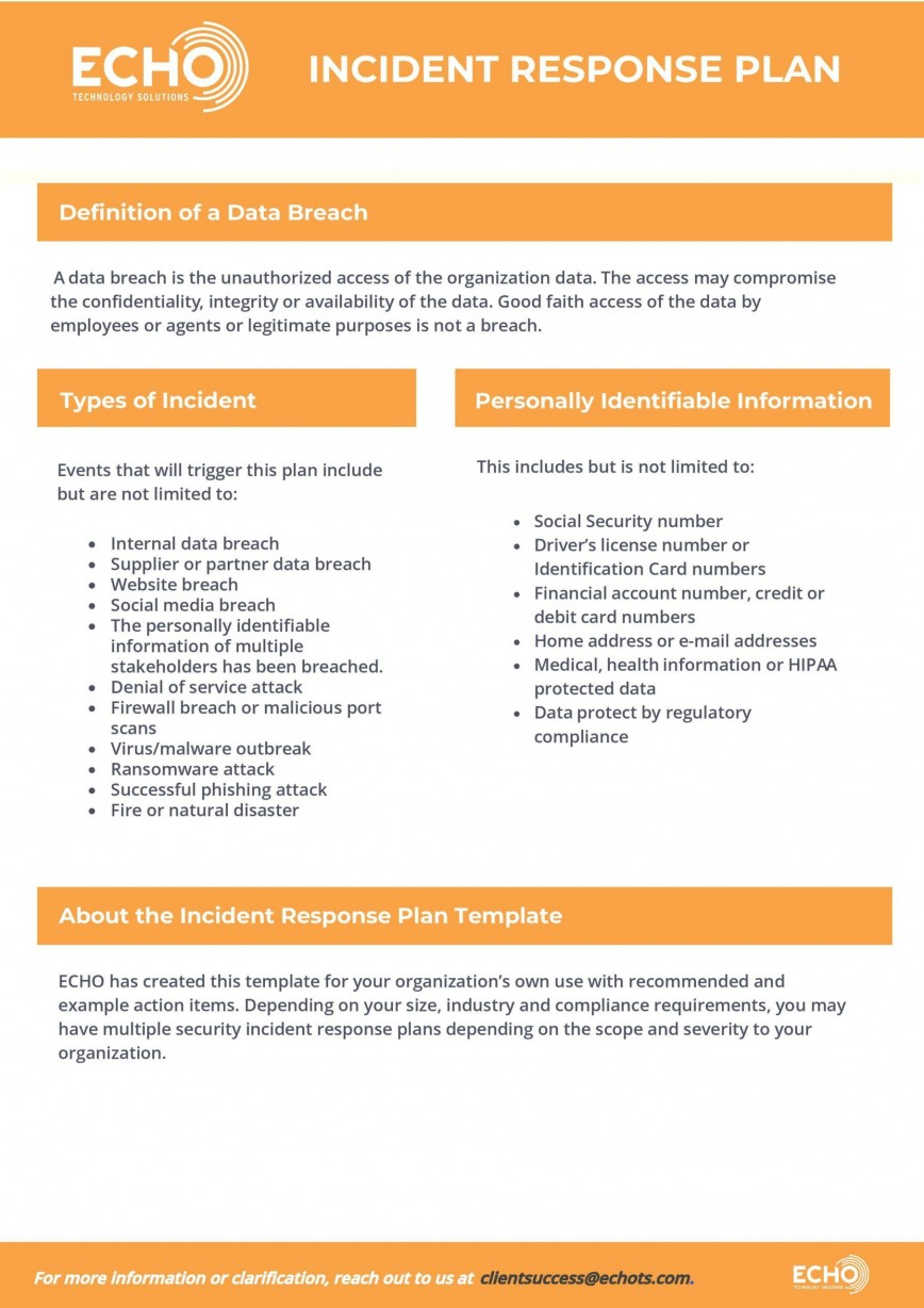 007 Fantastic Incident Action Plan Template Photo  Fire Example Format Form 201868