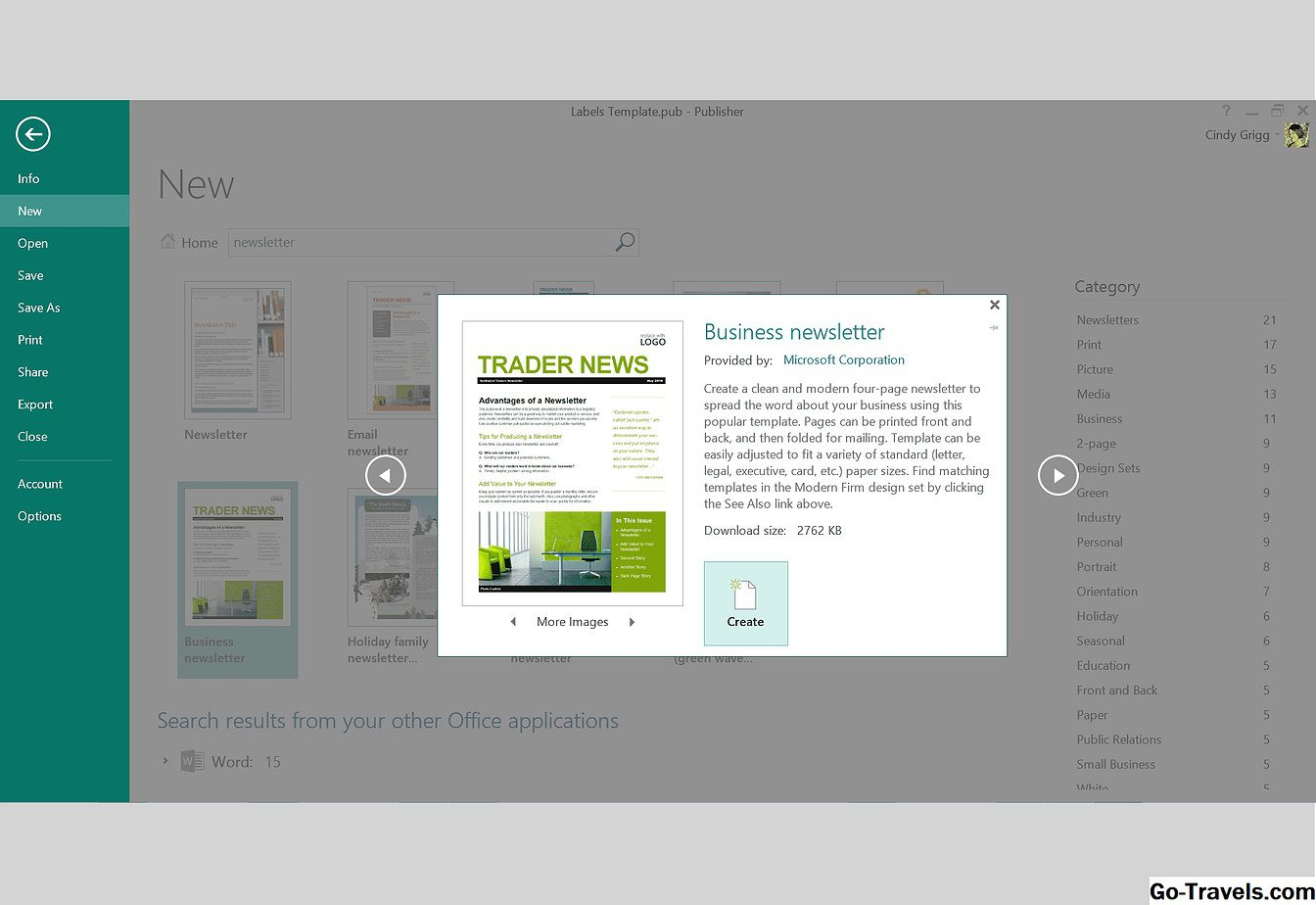 007 Fantastic M Publisher Newsletter Template Concept  Office Free Microsoft DownloadFull
