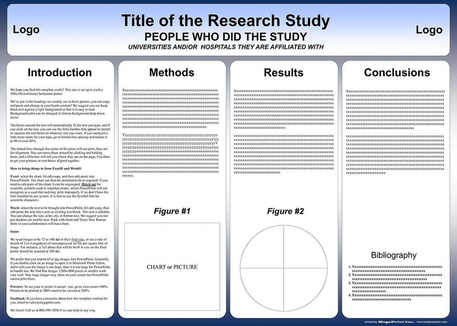 007 Fantastic Scientific Poster Presentation Template Free Download Highest Clarity 1920