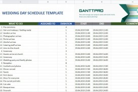 007 Fantastic Wedding Day Schedule Template Highest Clarity  Excel Editable Timeline Free Word