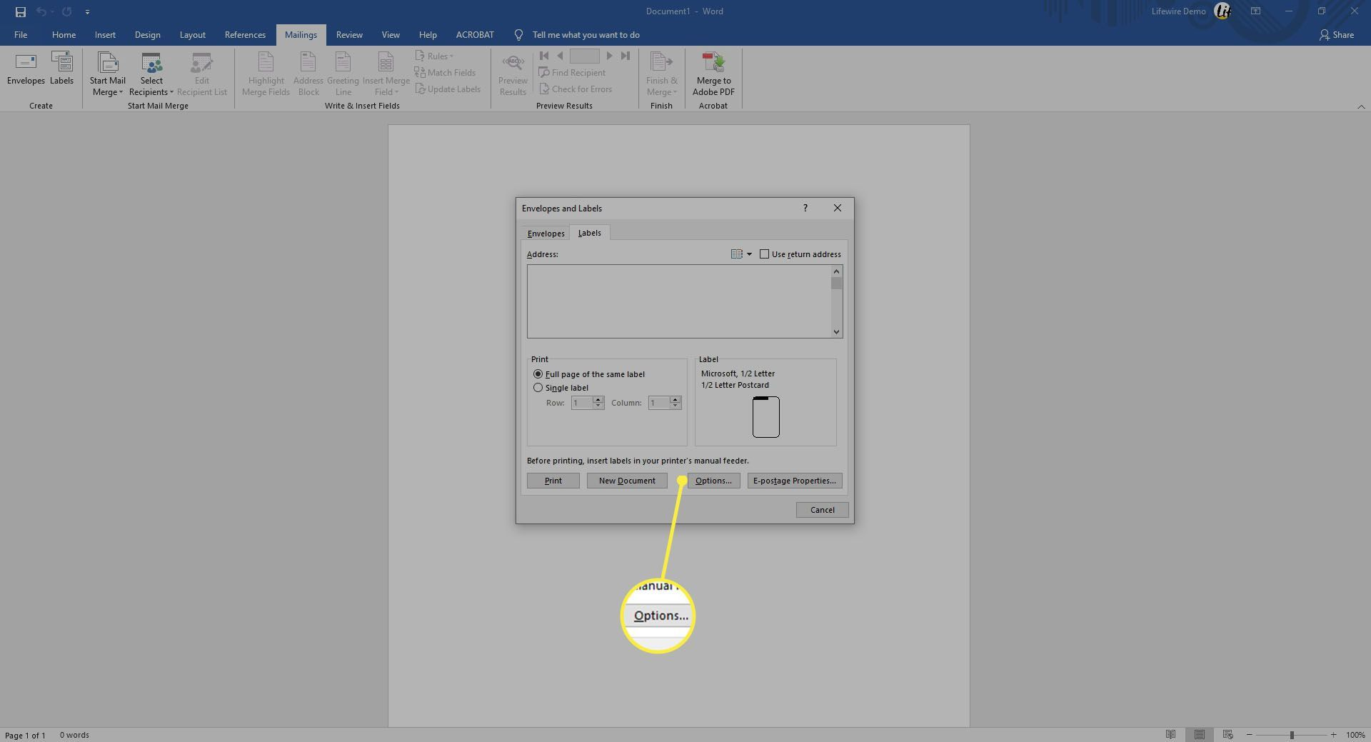 007 Fascinating Create Label In Microsoft Word Design  How To Tab 2010 365 File FolderFull