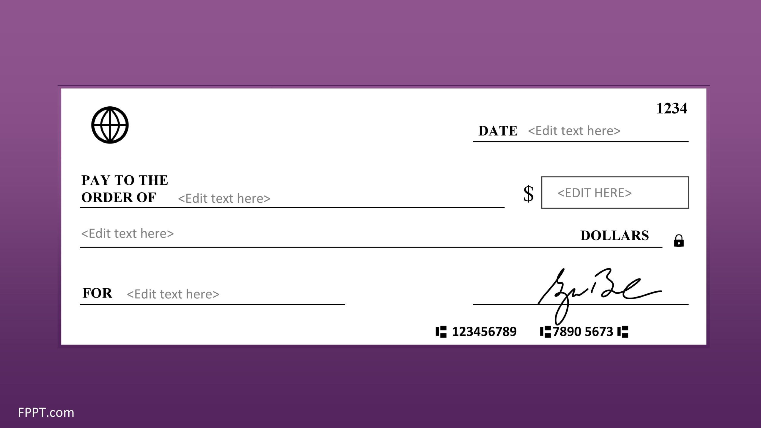 007 Fascinating Free Blank Check Template Pdf Design  Fillable PrintableFull