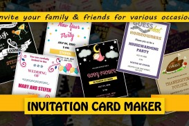 007 Fascinating Free Online Birthday Invitation Card Maker With Photo Sample  1st