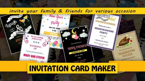 007 Fascinating Free Online Birthday Invitation Card Maker With Photo Sample  1st480