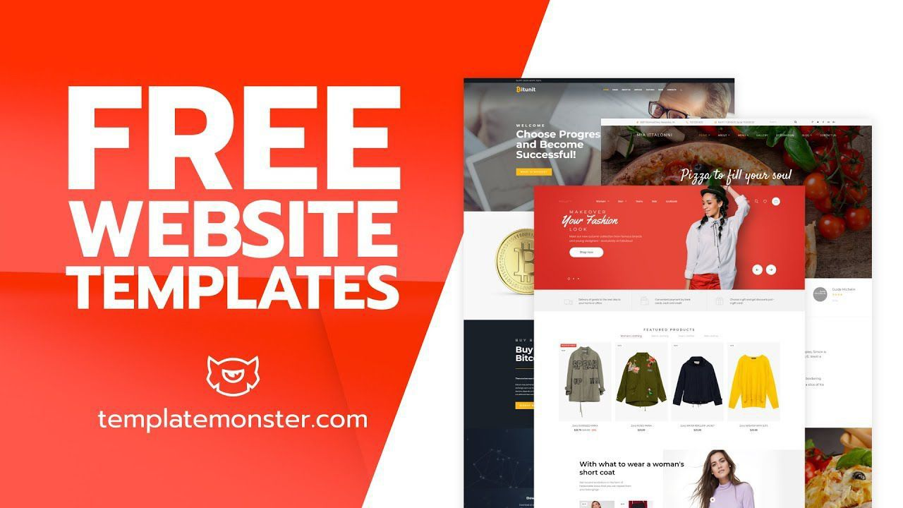 007 Fascinating Free Website Template Download Html And Cs With Slider Sample  Jquery ResponsiveFull