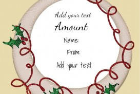 007 Fascinating Template For Christma Gift Certificate Free Idea  Voucher Uk Editable Download Microsoft Word