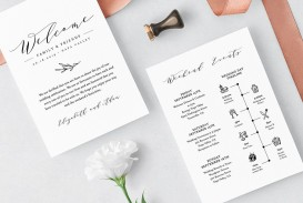 007 Fascinating Wedding Hotel Welcome Letter Template High Def