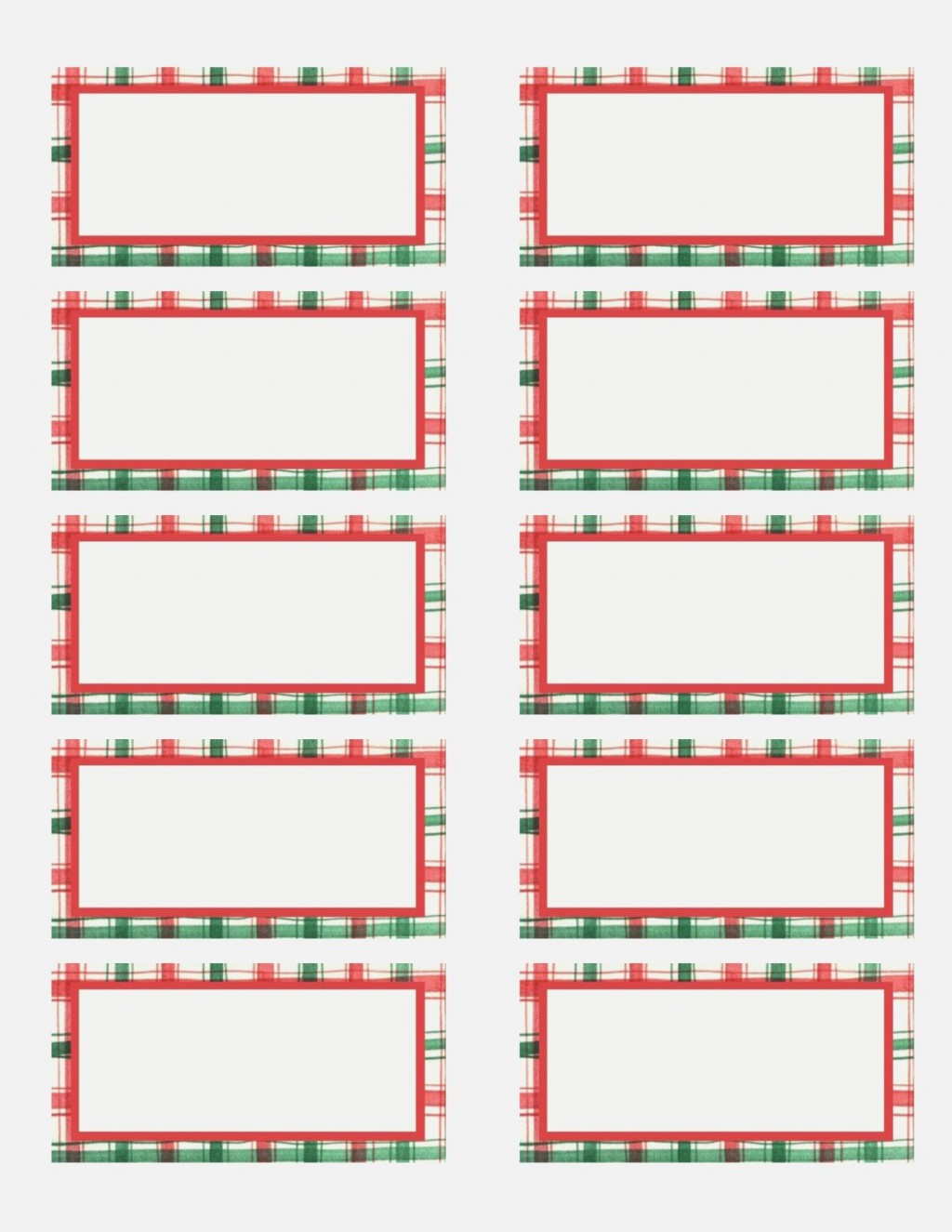 007 Fearsome Christma Mailing Label Template Highest Clarity  Addres Free Download ReturnLarge