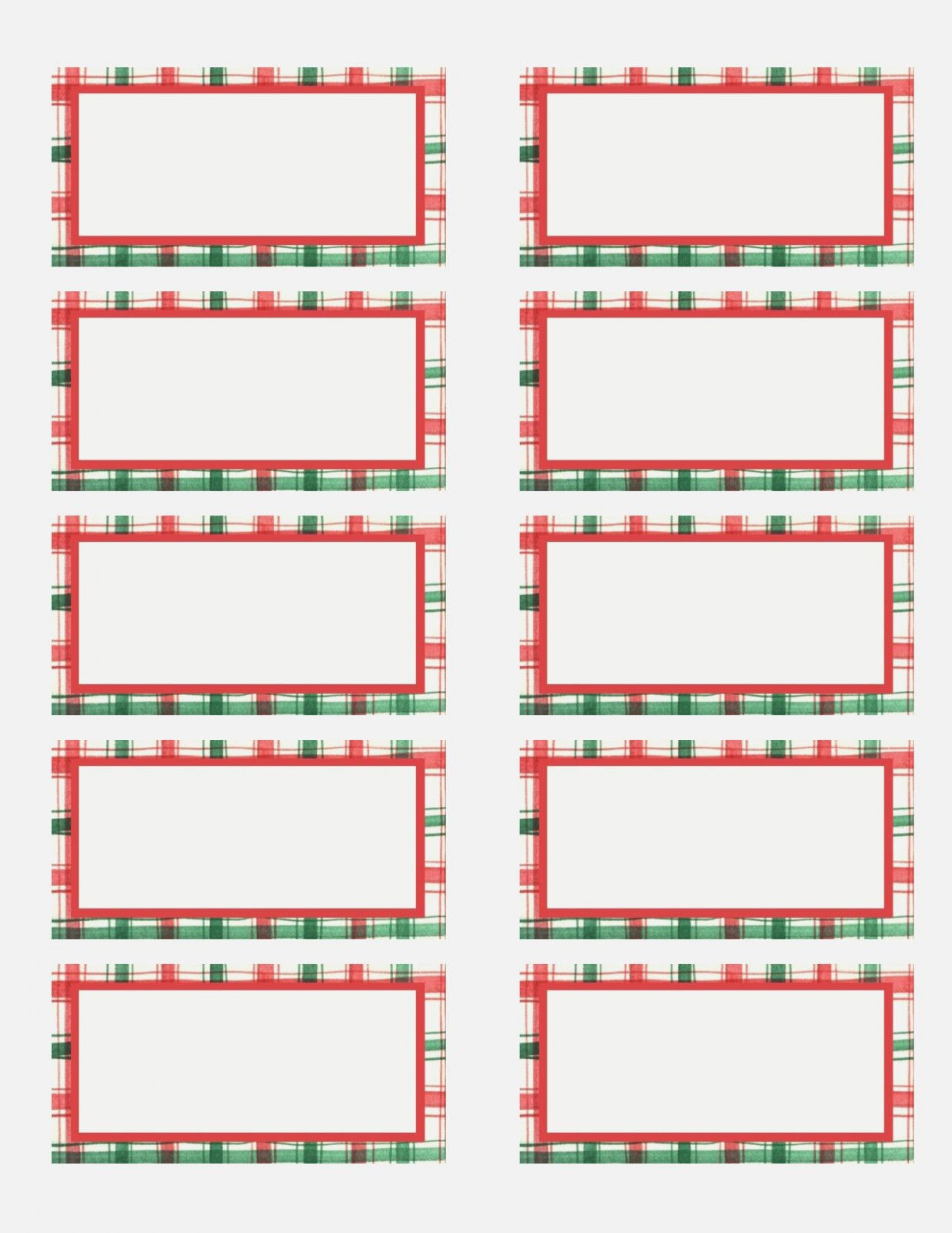007 Fearsome Christma Mailing Label Template Highest Clarity  Addres Free Download Return1920