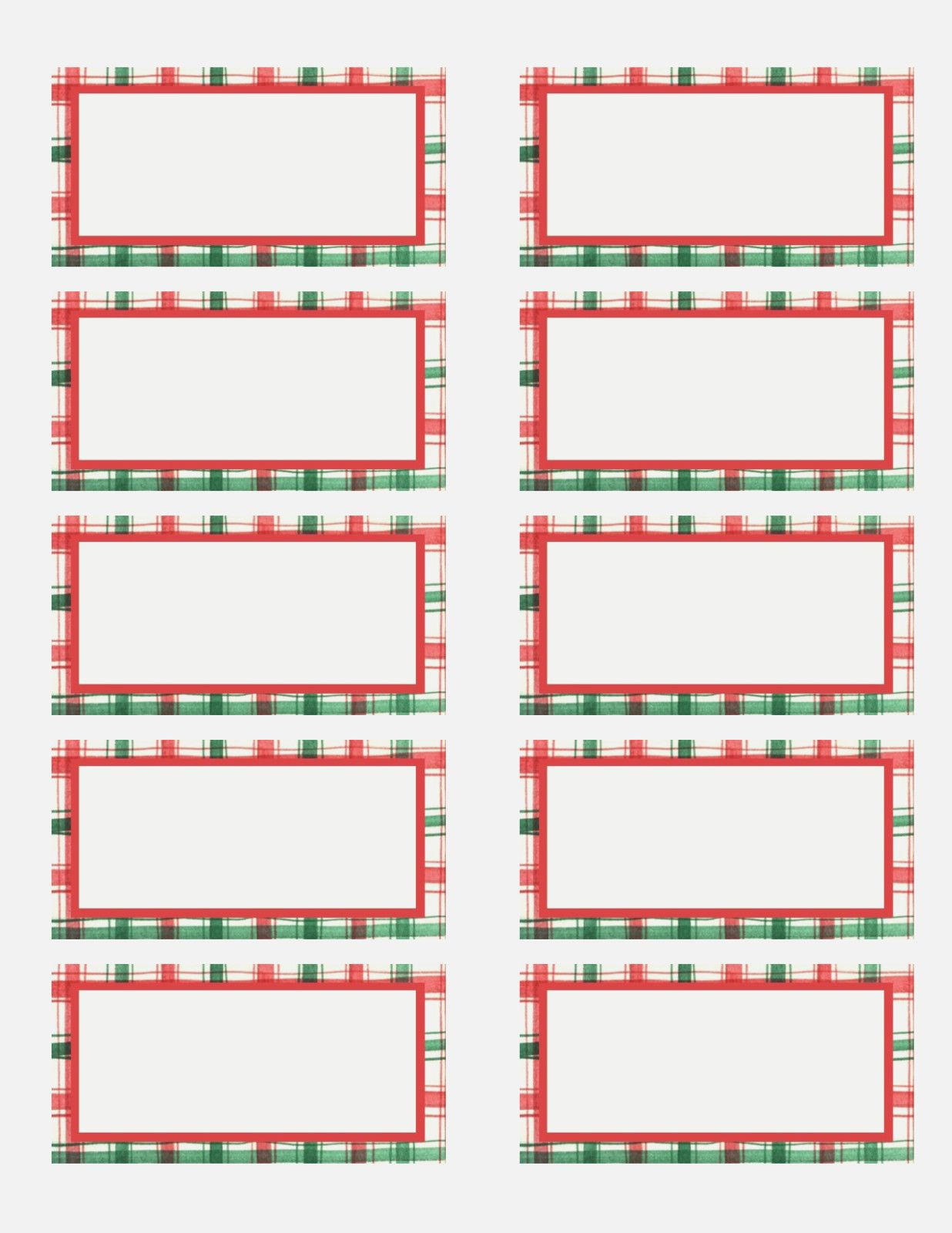 007 Fearsome Christma Mailing Label Template Highest Clarity  Addres Free Download ReturnFull