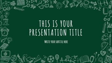 007 Fearsome Free Education Ppt Template High Definition  Powerpoint For Teacher Creative Download Professional360