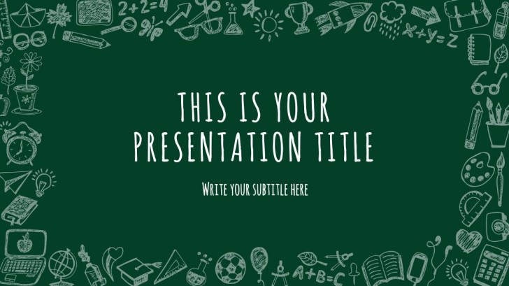 007 Fearsome Free Education Ppt Template High Definition  Powerpoint For Teacher Creative Download Professional728