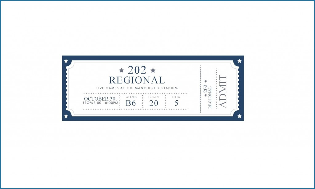 007 Fearsome Free Printable Ticket Stub Template High Definition Large