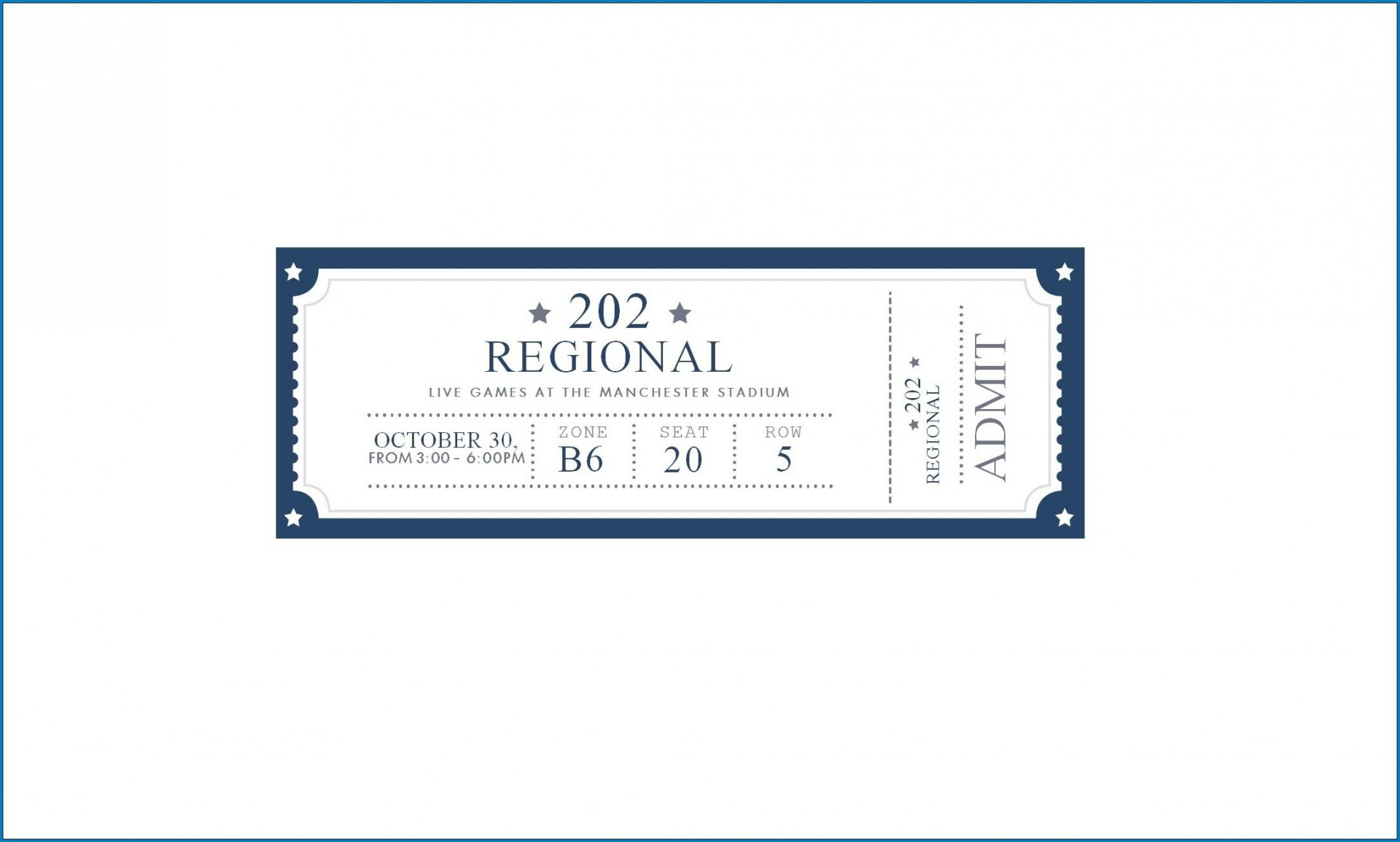 007 Fearsome Free Printable Ticket Stub Template High Definition 1920