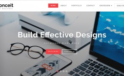 007 Fearsome Free Responsive Html5 Template High Def  Templates Medical Blog Website