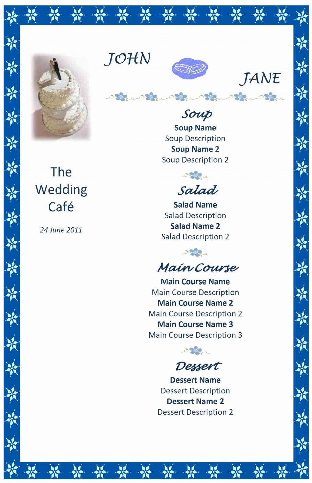 007 Fearsome M Word Invitation Template Photo  Microsoft Card Wedding Free Download EditableLarge