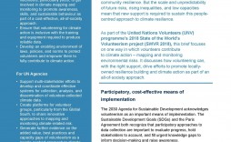 007 Fearsome Policy Brief Template Microsoft Word Inspiration  And Procedure