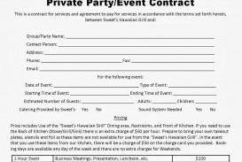 007 Fearsome Wedding Planner Contract Template Design  Uk Australia