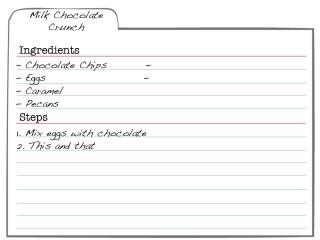 007 Formidable 3 X 5 Recipe Card Template Microsoft Word Idea 320