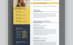 007 Formidable Example Cv Template Word Highest Quality  Resume