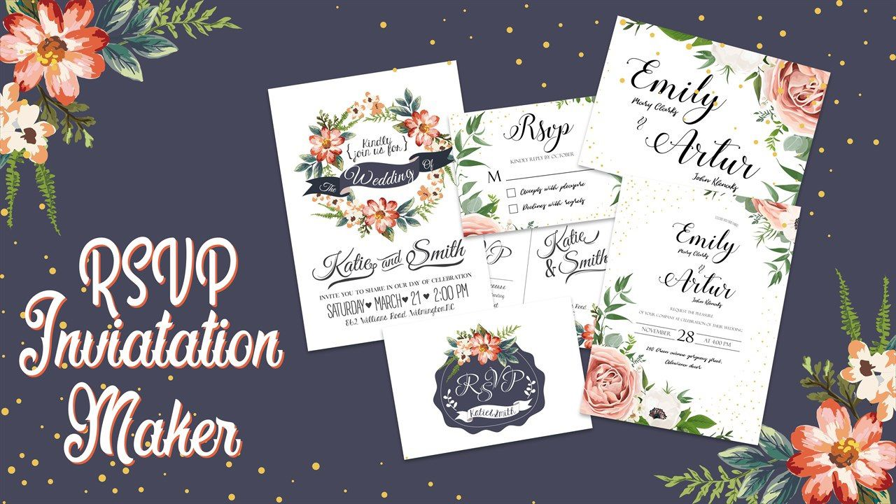 007 Formidable Free Download Wedding Invitation Maker Software Idea  Video For Window 7 CardFull