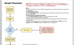 007 Formidable Free Flowchart Template Excel 2010 Concept