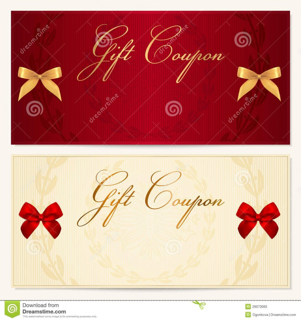 007 Formidable Free Printable Christma Gift Voucher Template Photo  Templates Holiday CertificateLarge