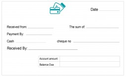 007 Formidable Free Printable Receipt Template High Resolution  Blank Cash Microsoft Word Uk