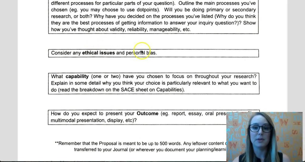 007 Formidable Research Project Proposal Example Sace Picture Large