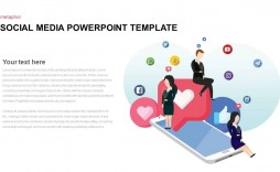 007 Formidable Social Media Powerpoint Template Image  Templates Report Free Social-media-marketing-powerpoint-template
