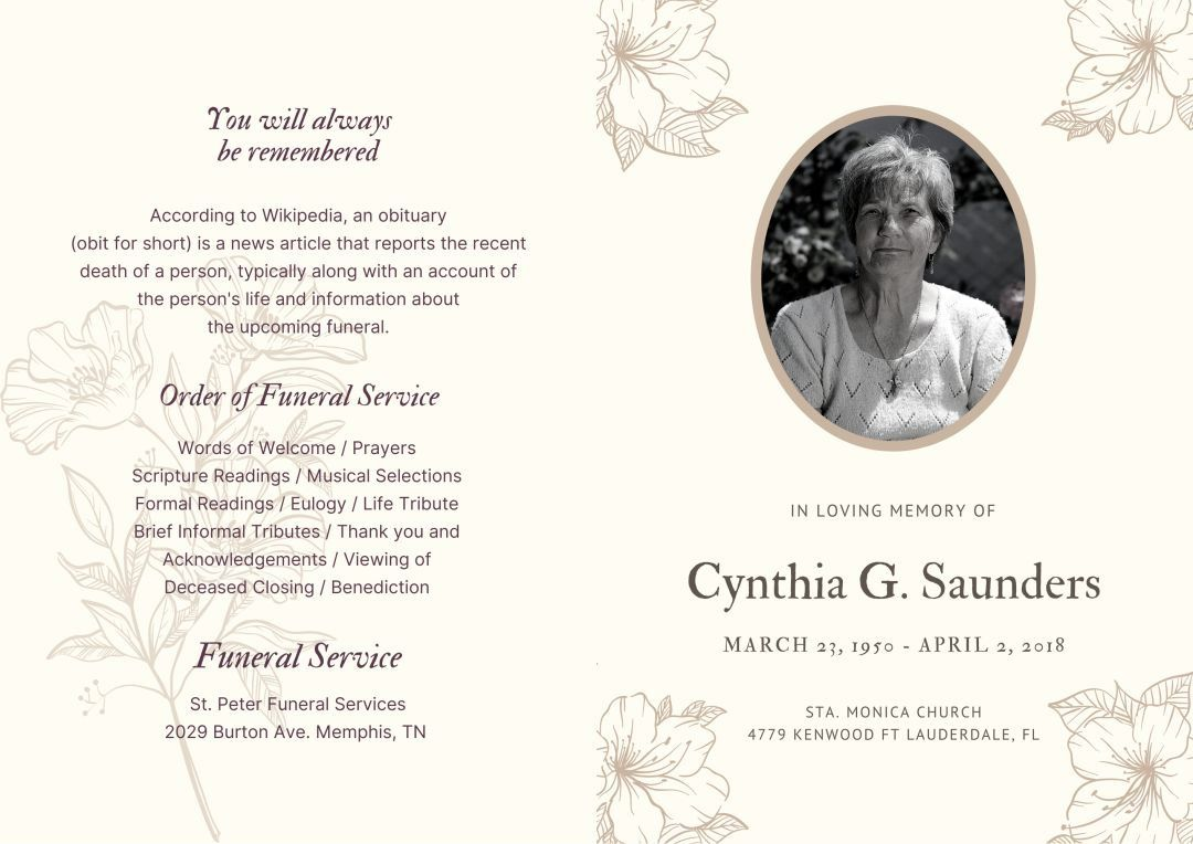 007 Frightening Celebration Of Life Template Free Download Highest Clarity  InvitationFull