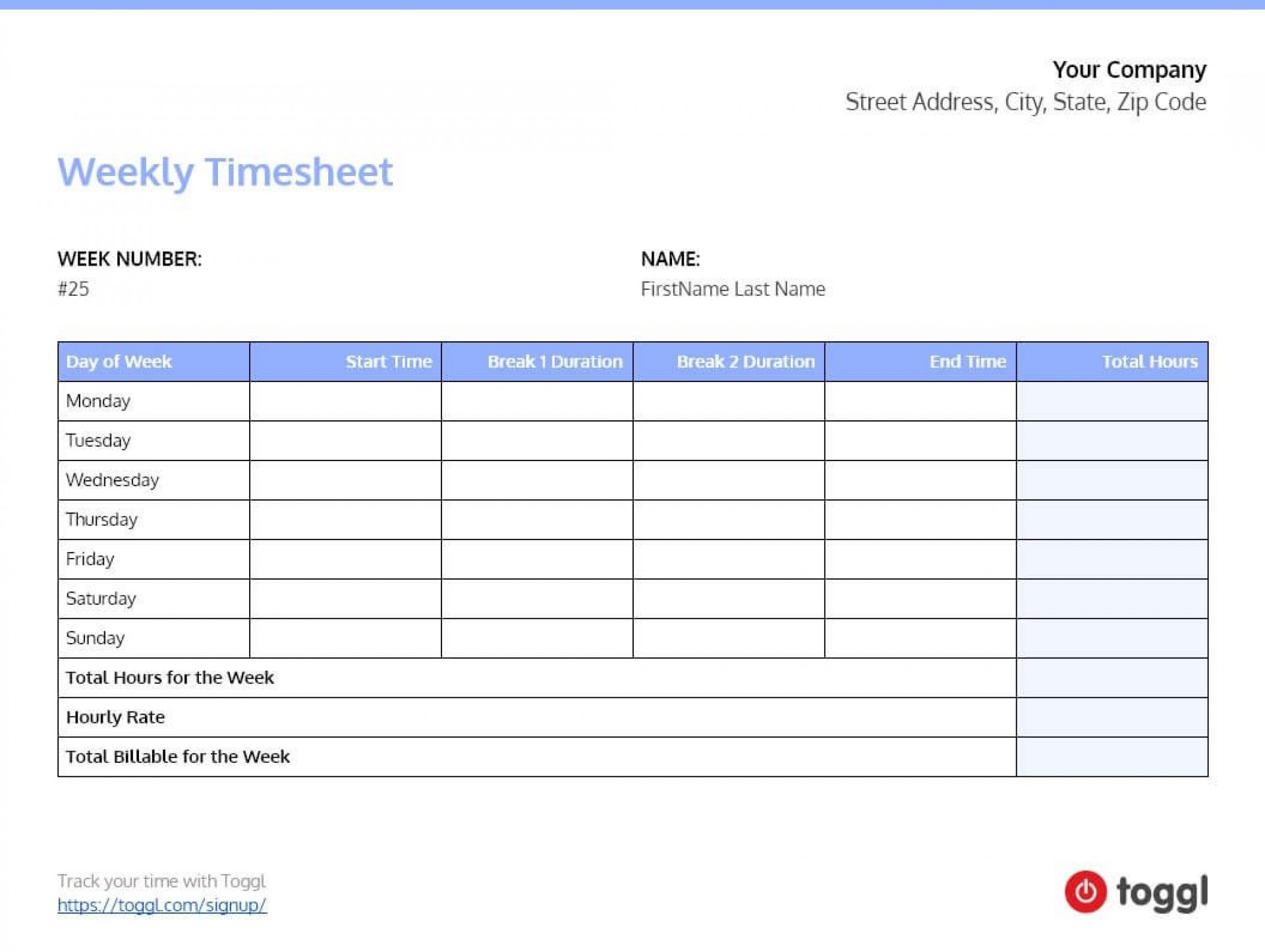 007 Frightening Excel Timesheet Template With Task Highest Clarity  Tasks Free1920