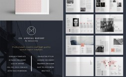 007 Frightening Free Adobe Indesign Annual Report Template Inspiration