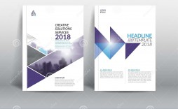 007 Frightening Free Download Annual Report Cover Design Template Example  Templates Indesign In Word