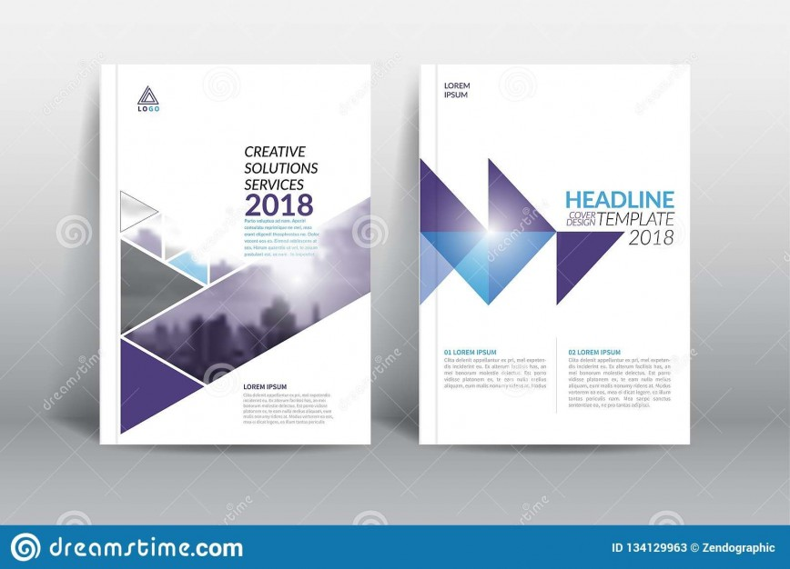 007 Frightening Free Download Annual Report Cover Design Template Example  In Word Page868