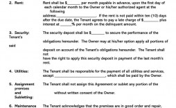 007 Frightening Rent To Own Contract Template Pennsylvania High Def