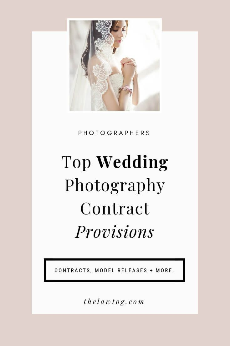 007 Frightening Wedding Photography Contract Template Canada Highest Clarity Full