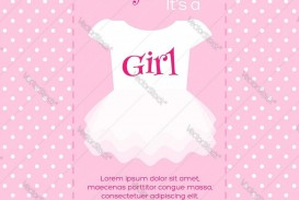 007 Imposing Baby Shower Invitation Girl Free Printable High Def  Twin