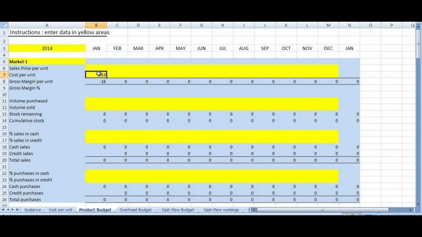 007 Imposing Busines Plan Template Excel Inspiration  Free Continuity Download