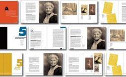 007 Imposing Family History Book Template High Resolution  Sample Writing A
