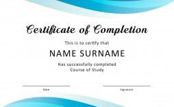 007 Imposing Free Certificate Template Word Download Highest Quality  Of Appreciation Doc Award Border