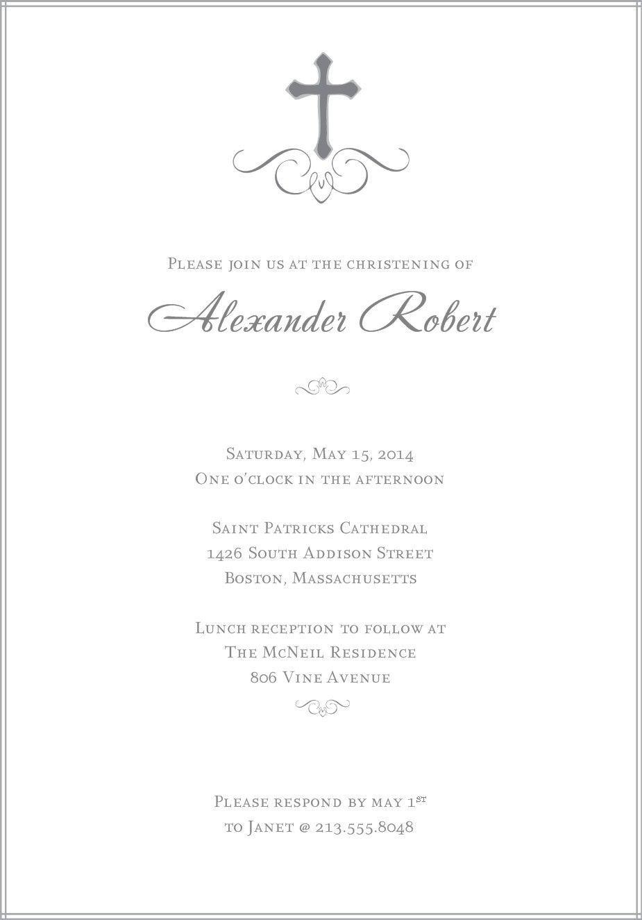 007 Imposing Free Religiou Invitation Template Printable Design Full