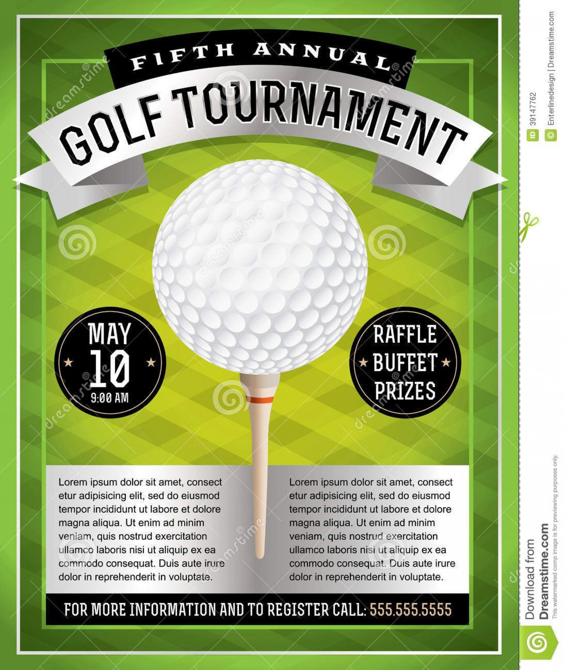 007 Imposing Golf Tournament Flyer Template Image  Word Free Pdf1920