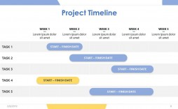 007 Imposing Project Timeline Template Ppt Free Inspiration  Simple Powerpoint Download