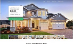 007 Imposing Real Estate Template Wordpres Inspiration  Wordpress Realtyspace - Theme Free Download With Mobile App